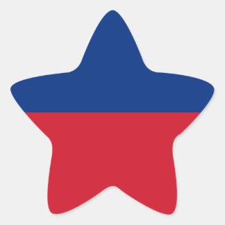 Adesivo Estrela Baixo custo! Bandeira de Liechtenstein