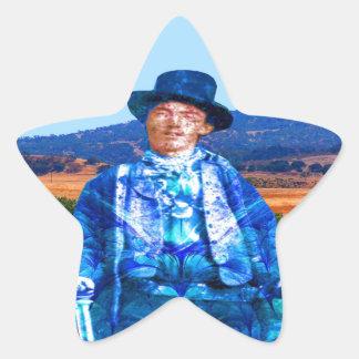 Adesivo Estrela Billy o miúdo