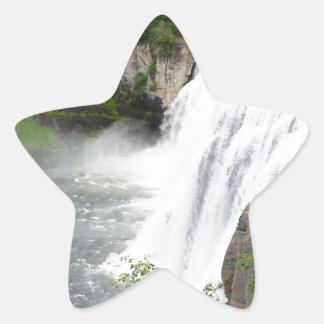 Adesivo Estrela Cachoeiras