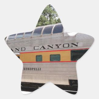 Adesivo Estrela Carruagem Railway do Grand Canyon, arizona