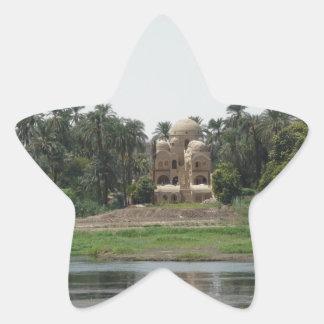 Adesivo Estrela Cena de Nile do rio
