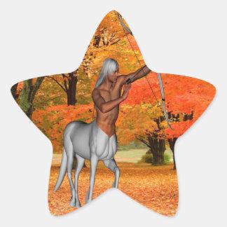 Adesivo Estrela Centauro