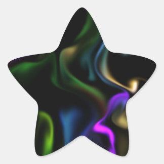 Adesivo Estrela Cetim elétrico