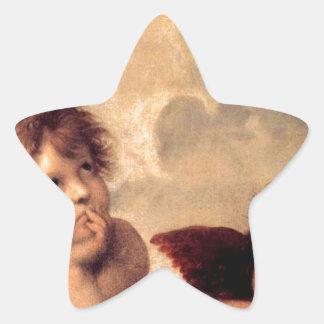 Adesivo Estrela Cherubim - Raphael