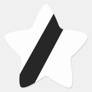 Adesivo Estrela Codifique a ruptura
