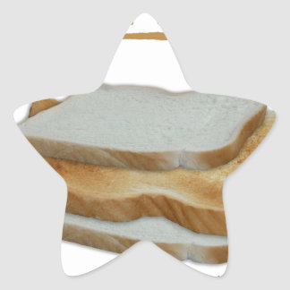 Adesivo Estrela Comida do homem de Tony Fernandes - sanduíche do
