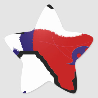 Adesivo Estrela Design 3 de Harvey