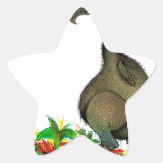 Adesivo Estrela dodo do amor dos fernandes tony
