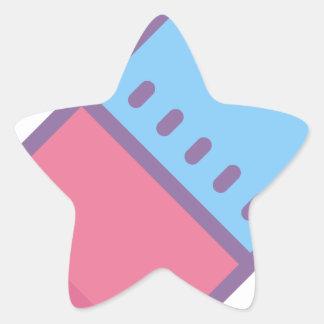 Adesivo Estrela Eliminador
