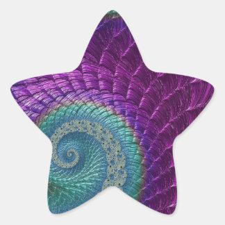 Adesivo Estrela Escalas do jacaré
