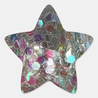Adesivo Estrela Estrelas do brilho