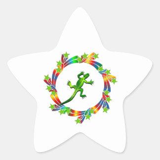 Adesivo Estrela Estrelas do lagarto