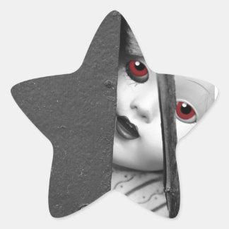 Adesivo Estrela Eu ver o
