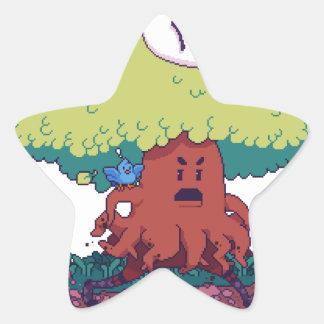 Adesivo Estrela Faça como uma árvore