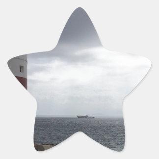 Adesivo Estrela Farol de Gibraltar