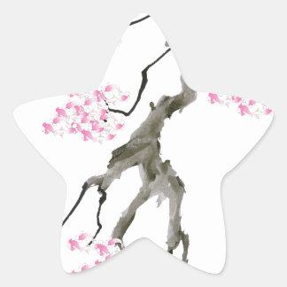 Adesivo Estrela fernandes tony sakura com peixe dourado
