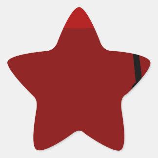 Adesivo Estrela Fez-Chapéu