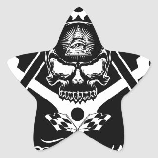 Adesivo Estrela Freemason-Widows-Sons-Masonic-Hotrod-Logo-20160407