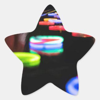 Adesivo Estrela Fulgor na obscuridade