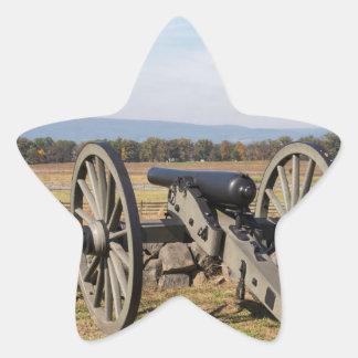 Adesivo Estrela Gettysburg: Uma ideia da carga de Pickett