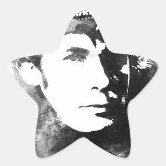 Adesivo Estrela Glenn Gould