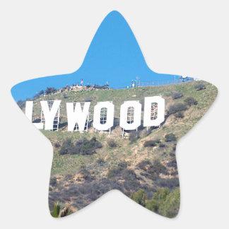 Adesivo Estrela Hollywood Hills