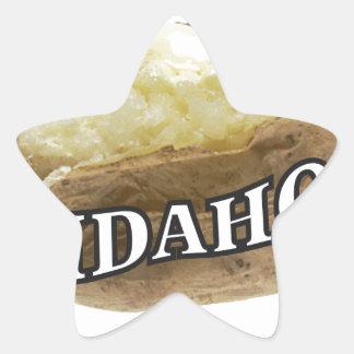 Adesivo Estrela Idaho spud