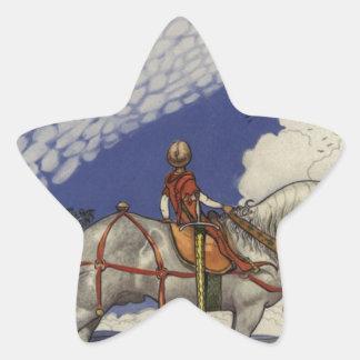 Adesivo Estrela John Bauer - no mundo largo