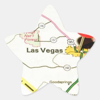 Adesivo Estrela Las Vegas, Nevada