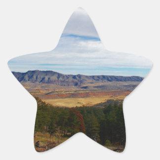 Adesivo Estrela Lince Ridge Colorado
