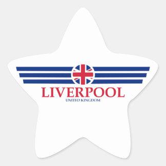 Adesivo Estrela Liverpool