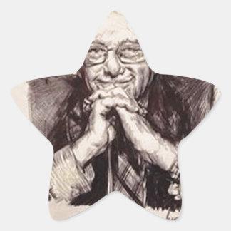 Adesivo Estrela Máquinas de lixar de Bernie por Billy Jackson