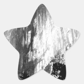Adesivo Estrela MEIA ABÓBADA - Yosemite