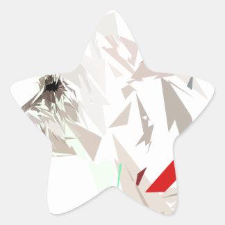 Adesivo Estrela Menthéos