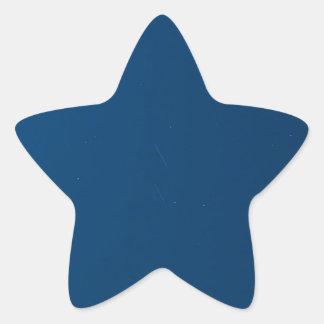Adesivo Estrela Meteoros das estrelas de queda