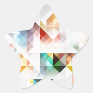 Adesivo Estrela miúdos e artigos carentes da casa