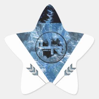 Adesivo Estrela Montanha
