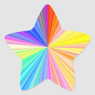 Adesivo Estrela Multi finalidade Escrever-no artesanato de papel