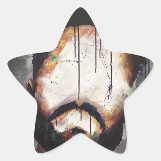 Adesivo Estrela NaturallyVII