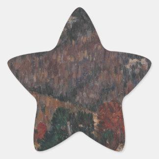 Adesivo Estrela No. 25 da paisagem
