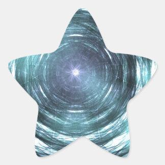 Adesivo Estrela No buraco negro