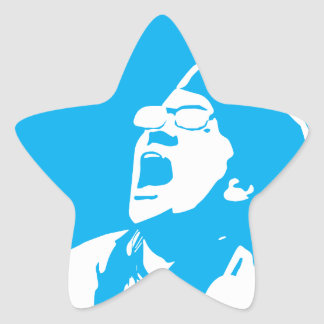 Adesivo Estrela O liberal rasga minas de sal