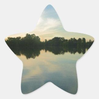Adesivo Estrela Oásis secretos