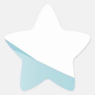 Adesivo Estrela Onda