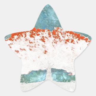 Adesivo Estrela Para nunca