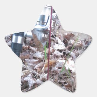 Adesivo Estrela Pescador