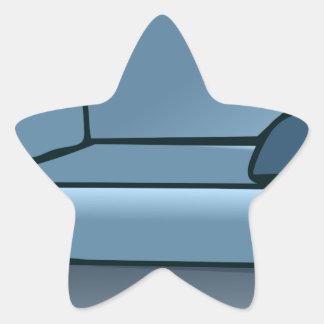 Adesivo Estrela Poltrona