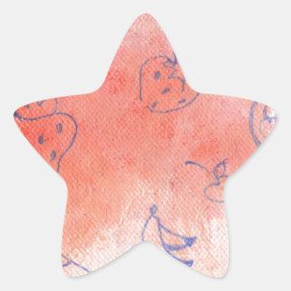 Adesivo Estrela prado maduro