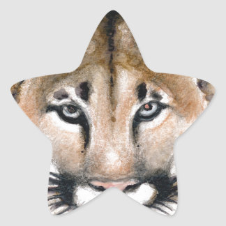 Adesivo Estrela puma