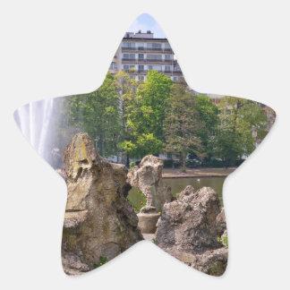 Adesivo Estrela Quadrado de Marie-Louise em Bruxelas, Bélgica